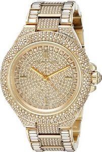 Michael Kors Women's MK5720 Camille Gold Watch