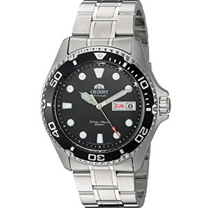 Orient Ray II Japanese Automatic Stainless Steel Diving Watch