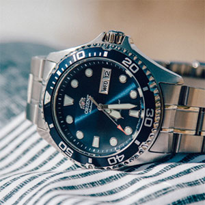 Orient Ray II Japanese Automatic Diving Watch