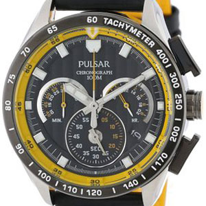 Pulsar Men's PU2007 Stainless Steel Watch