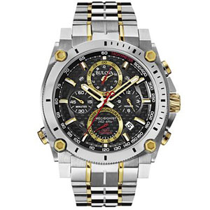 Bulova Men's 98B228 Precisionist Analog Watch
