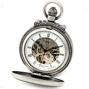 Charles-Hubert Paris Classic Collection Pocket Watch
