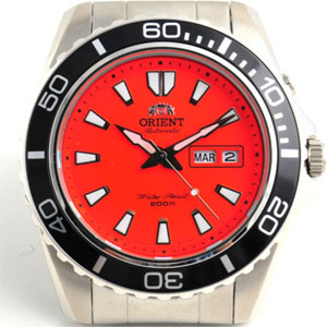 Orient Mako XL Automatic Stainless Steel Diving Watch